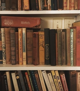 books, vintage and bibliophile