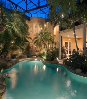 backyard, indoor pool and house goals