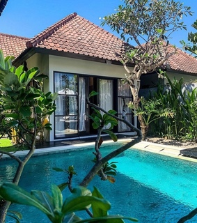 house, paradise and bali