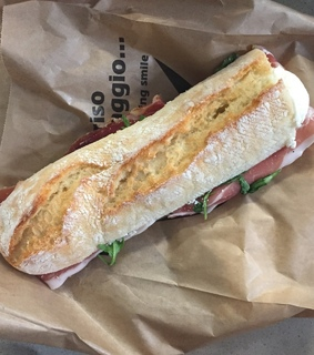 lunch, delicious and sandwich