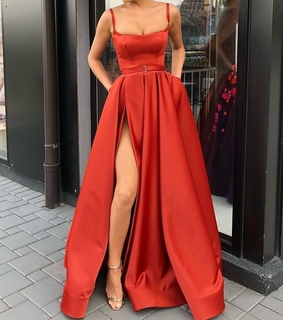 fashion, total red and elegant