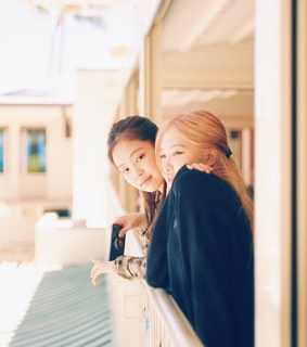 ulzzang, chaennie and rose