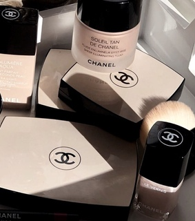 makeup, beauty and chanel
