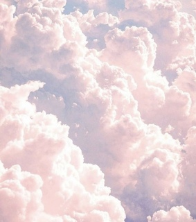 cielo, pink clouds and nuvole rosa