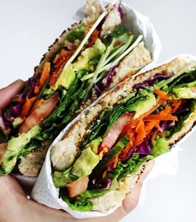 food, sandwich and lifestyle