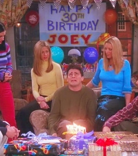 Joey and friends