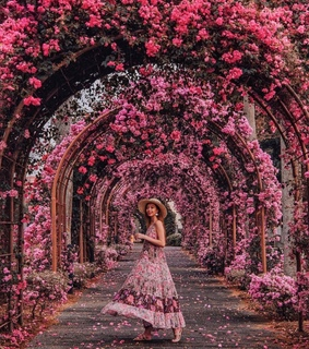 pink, place and girl