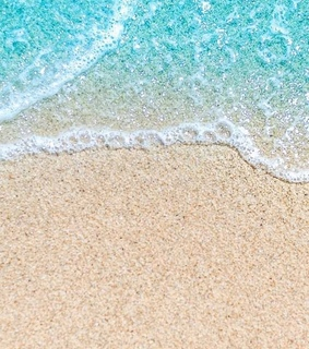sand, iphone wallpaper and blue