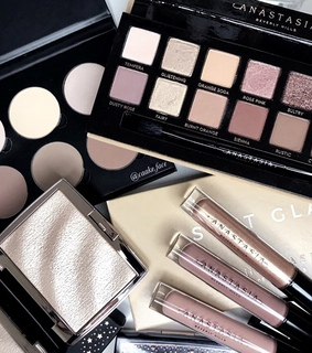 blusher, beauty and makeup