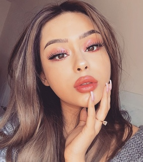 pretty girl girls, perfect babes babe and makeup inspiration
