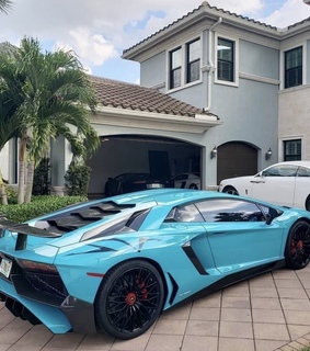 blue, luxury and life