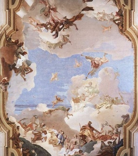 angels, wall and heaven