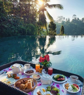 outdoors, bali and cozy