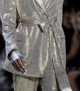 details, runway and silver