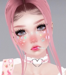 imvu, aesthetic and tumblr