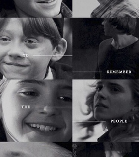 gryffindor, hermione granger and harry potter