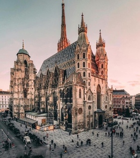 beautiful, goals and stephansdom