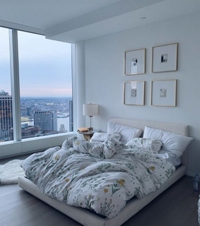 bedroom, decoration and home sweet home