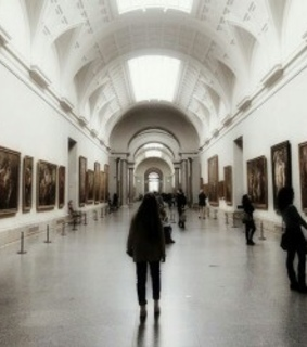 blurry, gallery and aesthetic