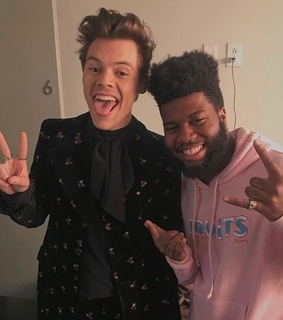 khalid and harrystyles