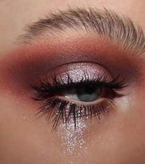 aesthetic, eyes and make-up