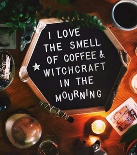 witchcraft, wicca and coffee & witchcraft