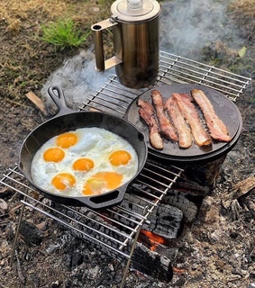 breakfast, nature and eggs