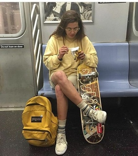 aesthetic, vans and hipster