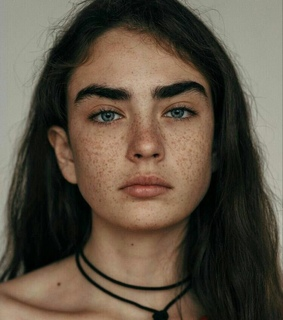 girl, natural beauty and sexy