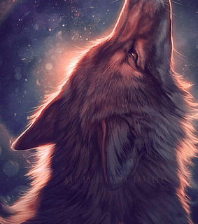 fantasy, wolves and animals