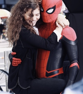 zendaya, Marvel and far from home