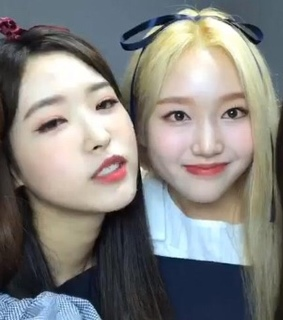 olivia hye, kpop and sooyoung