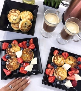 delicious, pancakes and chocolate