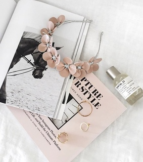 cute, style and skincare