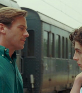 armie hammer, call me by your name and timothee chalamet