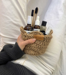 nature, eco friendly and basket