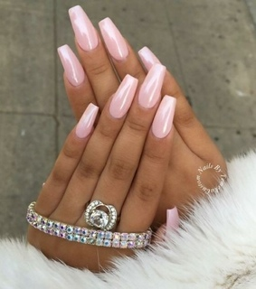 pink, jewellery and girly