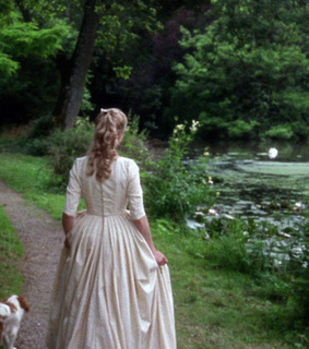 jane austen, aesthetic and pet