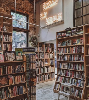 coffee, latte and books