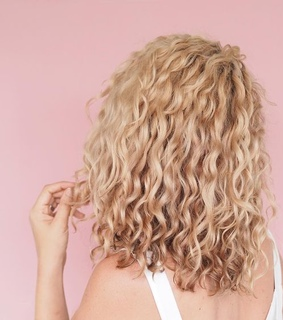 character, curly hair and moodboard