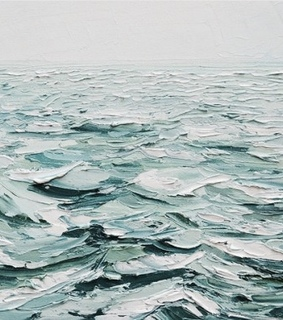 water, waves and aesthetic