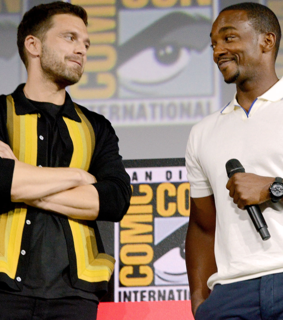 sdcc, anthony mackie and sebastian stan