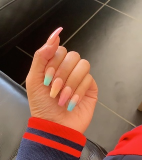 claws, summer and pastel