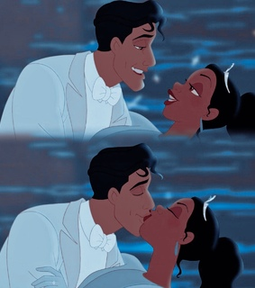 the Princess and the frog and disney