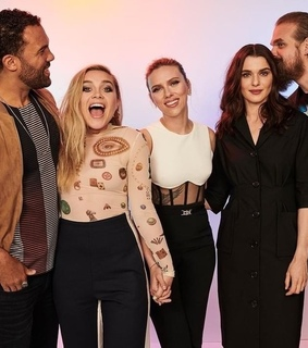 cast, david harbour and rachel weisz
