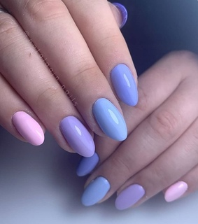 nail, manicura and colores