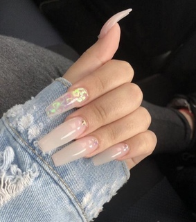 nails, acrylic and gel