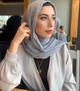 people, fashion and muslim muslimah