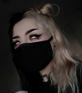 aesthetic black, depressed and aesthetic