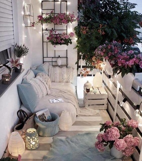 outdoor ideas, outdoor living and balcony